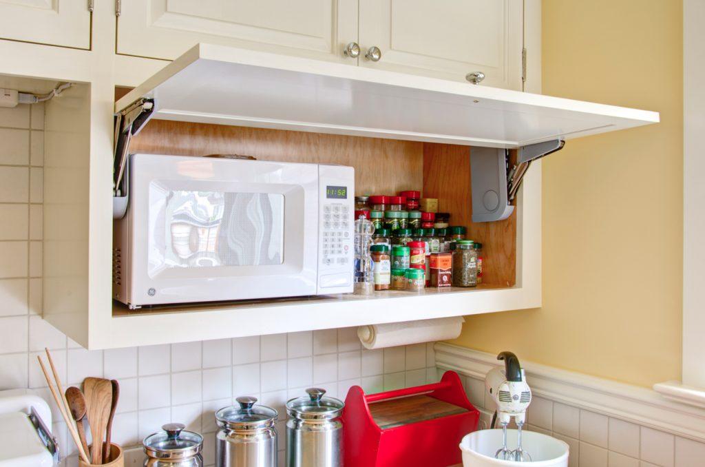 Wat Is De Beste Plek In De Keuken Voor De Magnetron